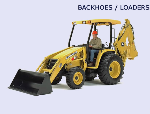 Backhoes/Loaders