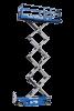 Genie 26 FT Scissor Lift